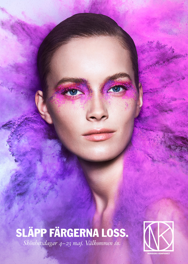 Mikael Schulz for NK Beauty 2